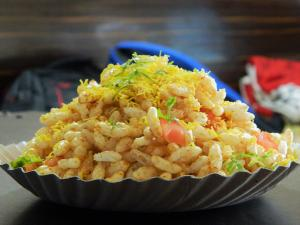 Bhel Puri recipe on Food Connection
