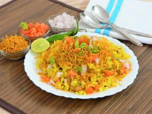 Poha Recipe recipe on Food Connection