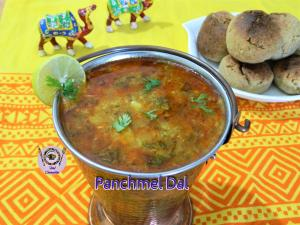 Panchmel Dal recipe on Food Connection
