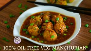 See Oats Veg Manchurian With Gravy recipe on Food Connections By Madhulika