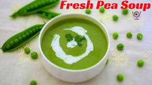 How to make Peas Soup recipe on Food Connection