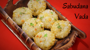 See Sabudana Vada Recipe recipe on Food Connections By Madhulika