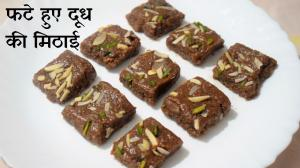 Best Use Of Spoiled Milk | Fate huye doodh ki mithai recipe on Food Connection