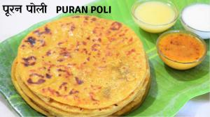 Puran Poli recipe on Food Connection