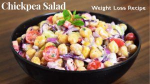 See Chickpea Salad recipe on Food Connections By Madhulika
