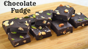 Chocolate Fudge recipe on Food Connection