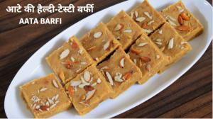 See Aate ki Barfi recipe on Food Connections By Madhulika