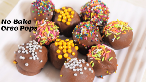 See Homemade Oreo Pops recipe on Food Connections By Madhulika