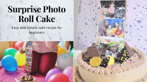 See Surprise Photo Roll Cake recipe on Food Connections By Madhulika