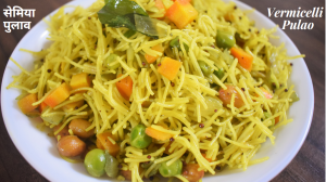 See Vermicelli Pulao recipe on Food Connections By Madhulika