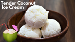 Tender Coconut Ice Cream recipe on Food Connection